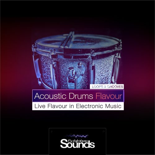 Acoustic Drums Flavour | Sound Samples Library