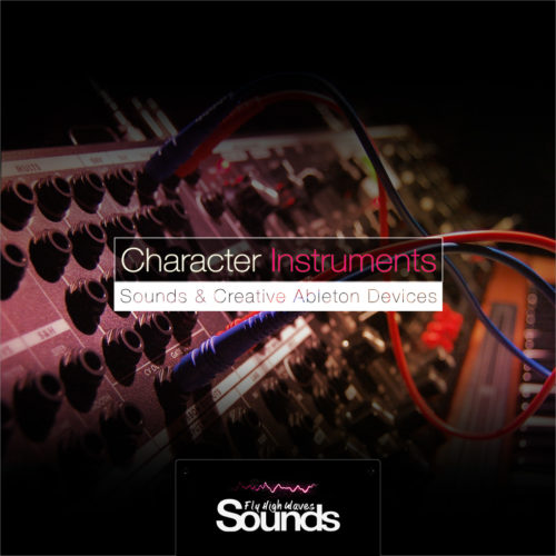 Character Instruments & Ableton Devices | Sound Samples Library