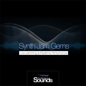 Synth Jam Gems   Selection One