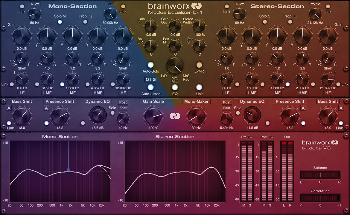 Brainworx Digital V3 | Fly High Waves Sounds