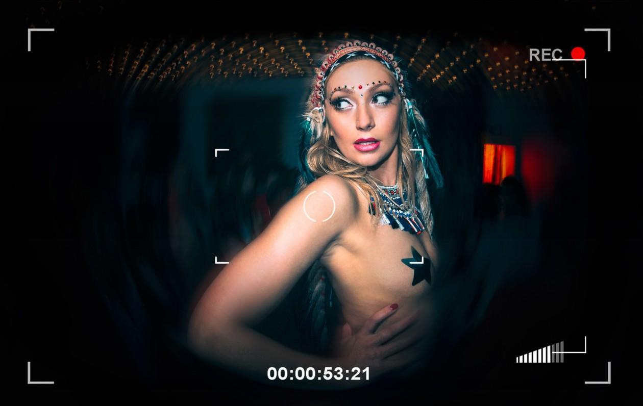Go Go Dancer | Laurentiu Mihalca Photography