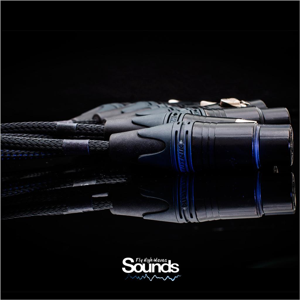 XLR Black Neutrik