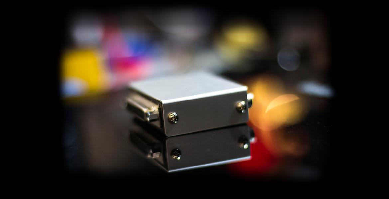 8 CH Summing Box Mixer - Waves Sounds