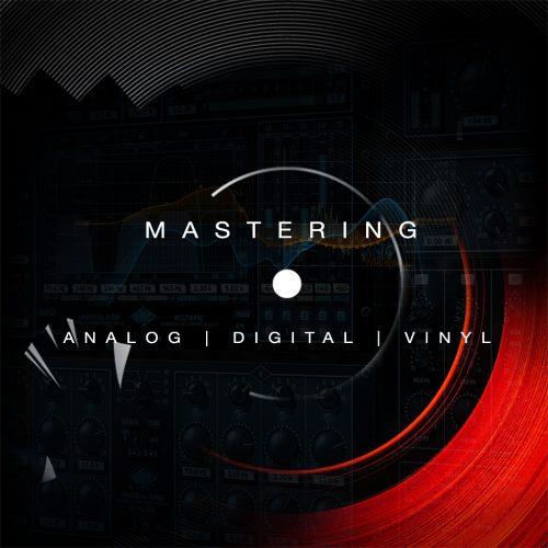 Analog Digital Vinyl Online Mastering