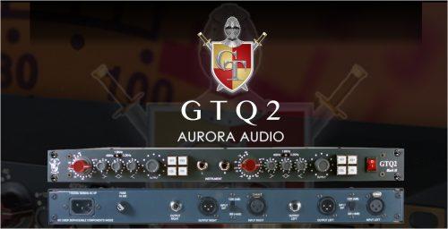 Aurora GTQ2 Fly High Waves Sounds