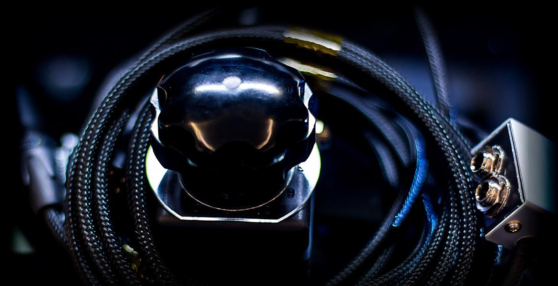 Monitor Speakers Volume Knob Control